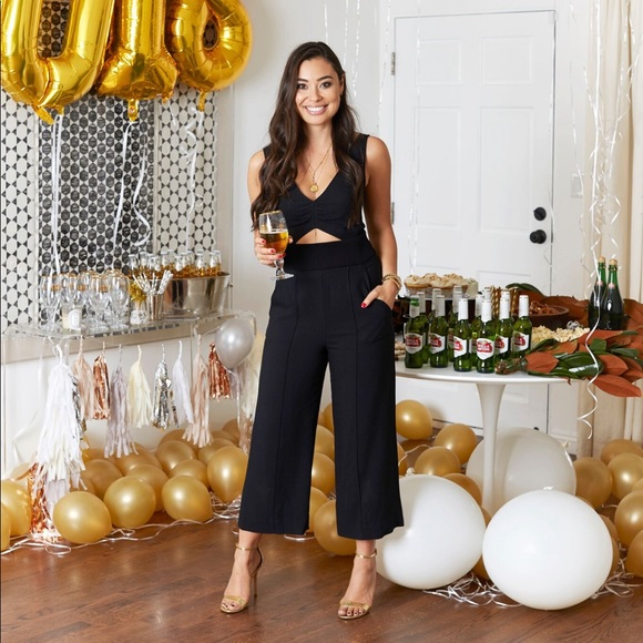 A.L.C. Pants - Fun cutout jumpsuit